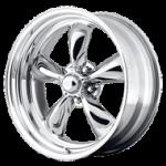 American Racing Custom Wheels AR105 AR105 Torq Thrust Wheel with Machined Lip (17x9