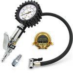 Tiretek Flexi-Pro Tire Pressure Gauge, Heavy-Duty Best