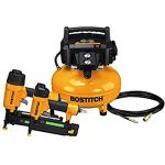 Bostitch BTFP02012-WPK 6-Gallon 150 PSI Oil-Free Compressor