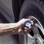 tire dial gauge