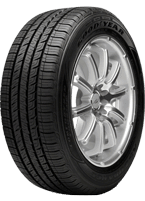 goodyear assurance comfortred tire