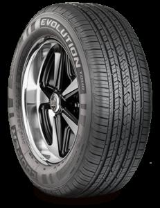 cooper evolution tour tire