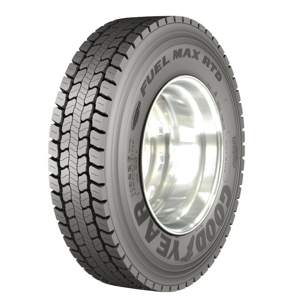 Goodyear Fuel Max Review