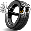 My Vehicle Tires icon